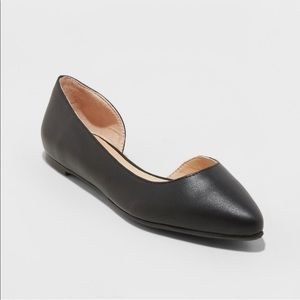 A New Day Pointed Toe Ballet Flats-11